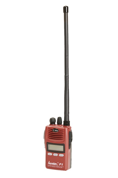 Hunter F1 31 MHz