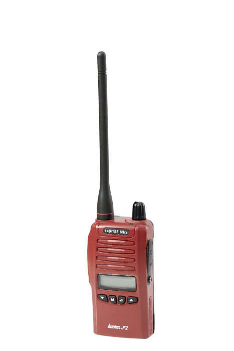 Hunter F2 155 MHz