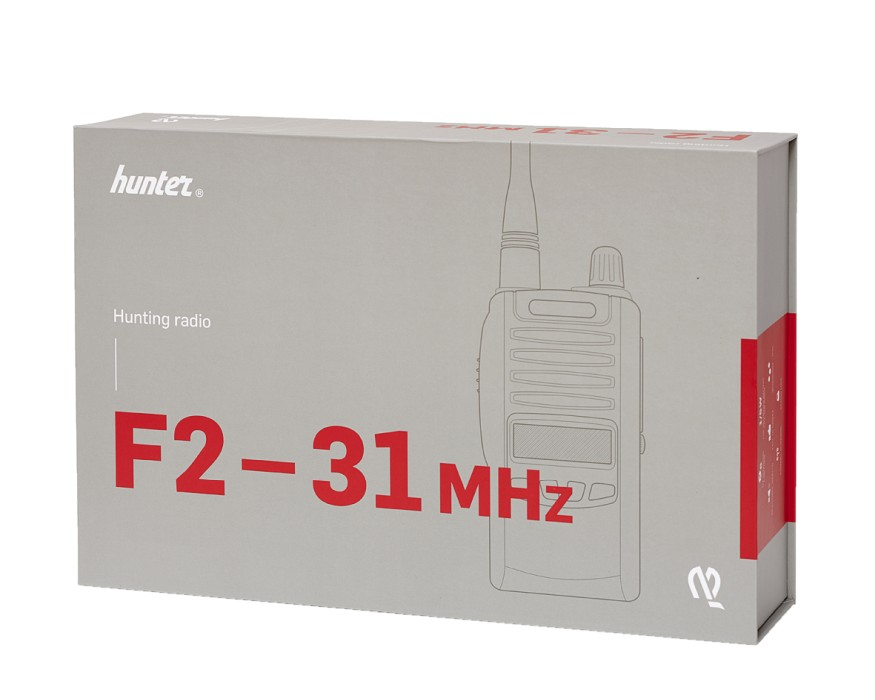 Hunter F2 31 MHz