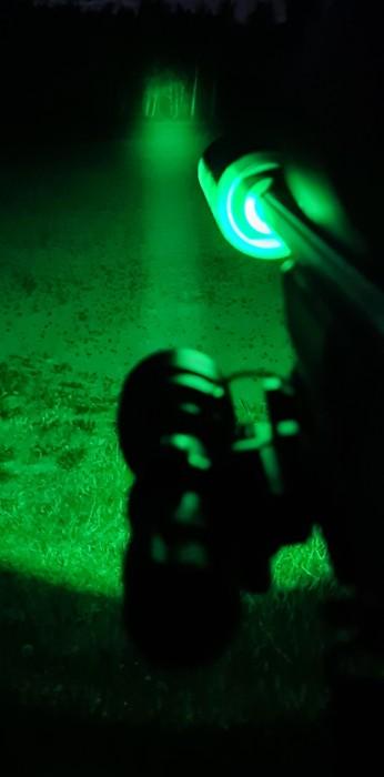 Hunter Pilot 14G Eftersökslampa