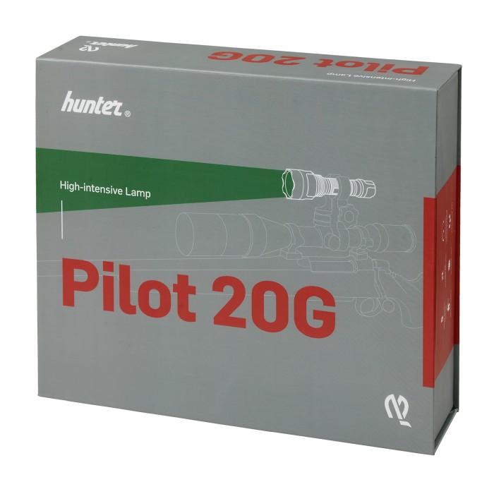 Hunter Pilot 20G Eftersökslampa