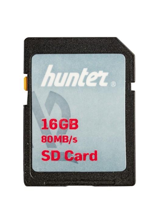 Hunter SD-kort 16 GB