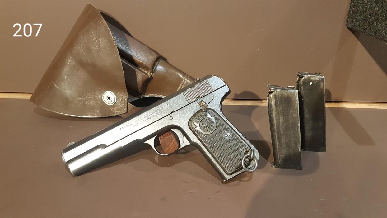 Husqvarna M/07 9mm (Nr.207)