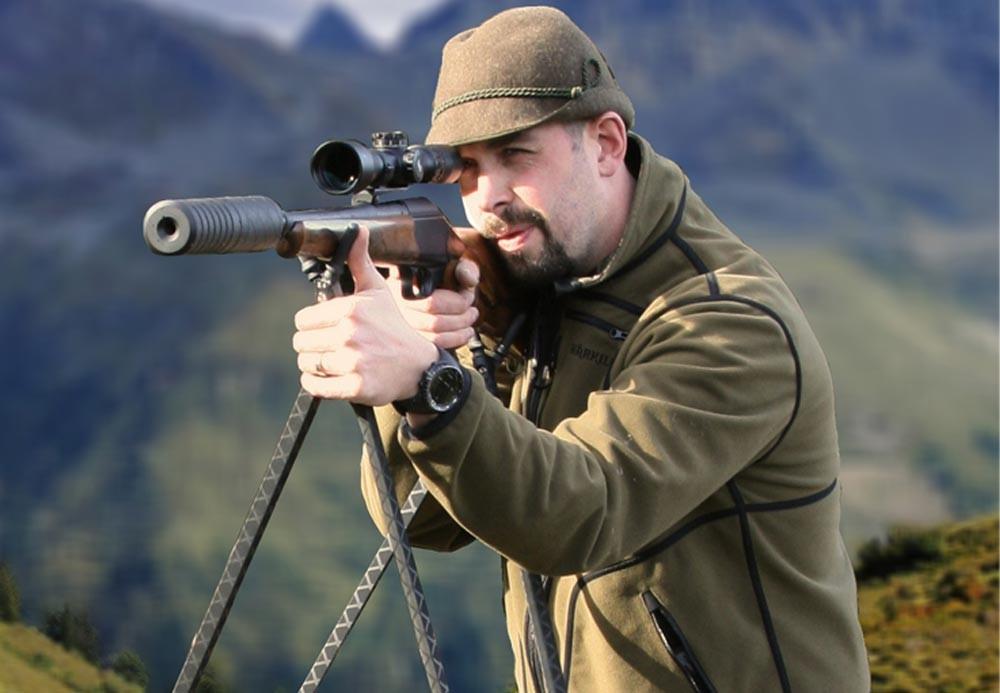 Jakele Skjutstöd Shooting Stick Z4 S