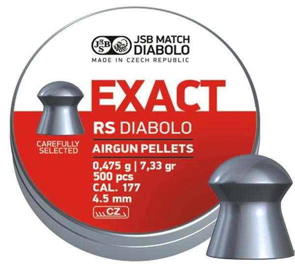 JSB Exact RS 4,5mm