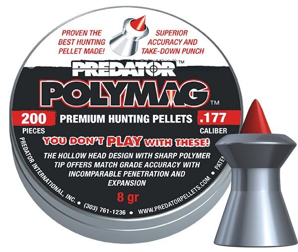 JSB Predator Polymag 4,50mm