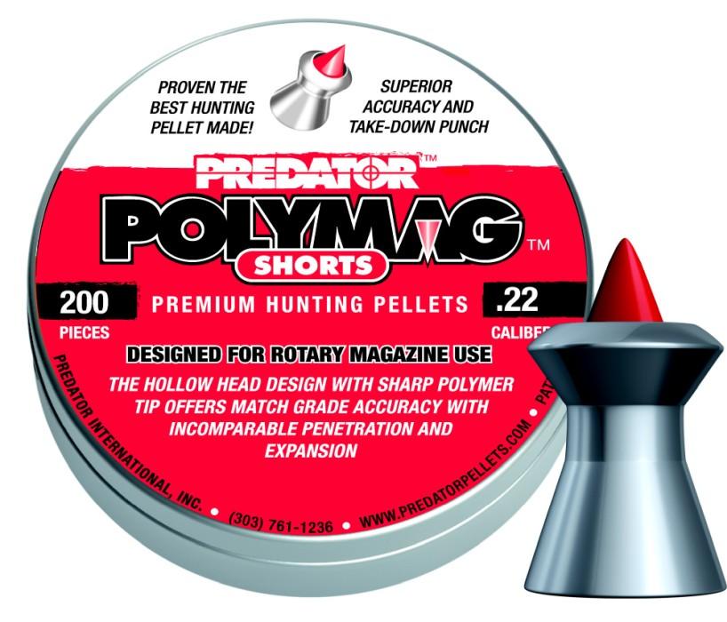 JSB Predator Polymag Shorts 5,5mm