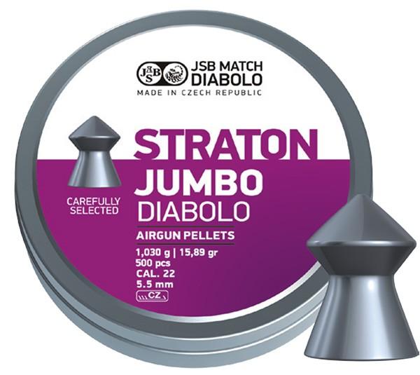 JSB Straton Jumbo 5,5mm