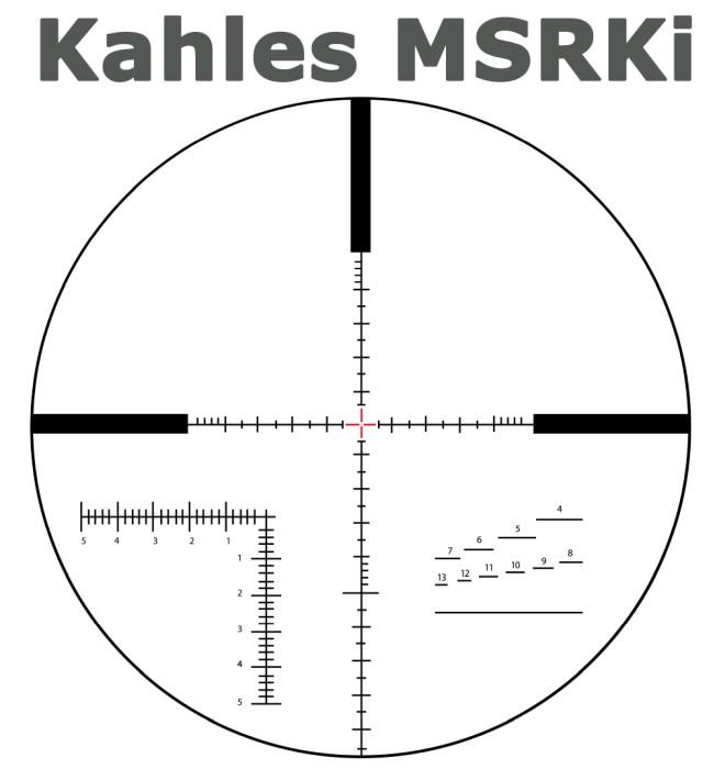 Kahles K525i 5-25x56i