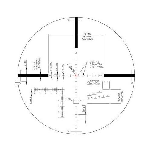 Kahles Helia K624i 6-24x56 Gen III