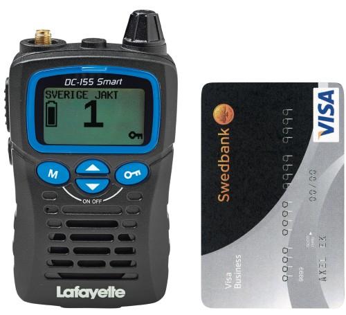 Lafayette Smart 155Mhz - Superpaket