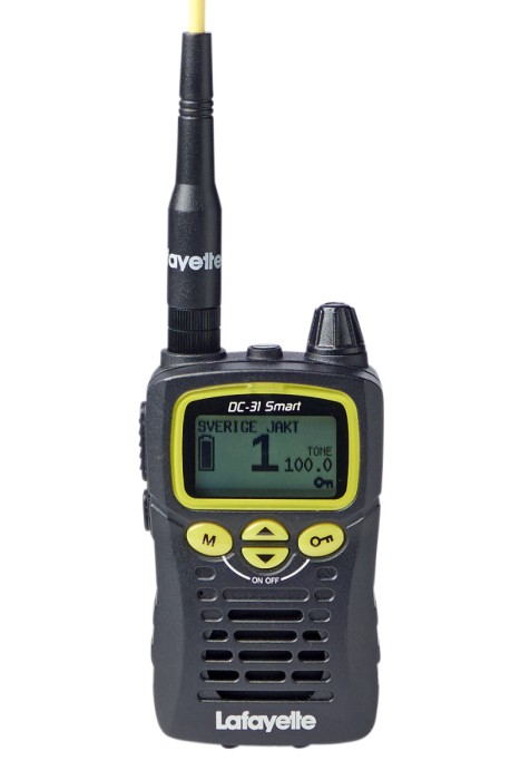 Lafayette Smart 31Mhz - Superpaket Blåtand