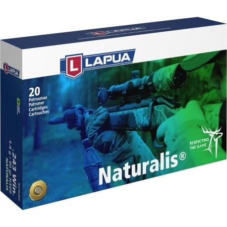 Lapua 222 Rem Naturalis 3,6g