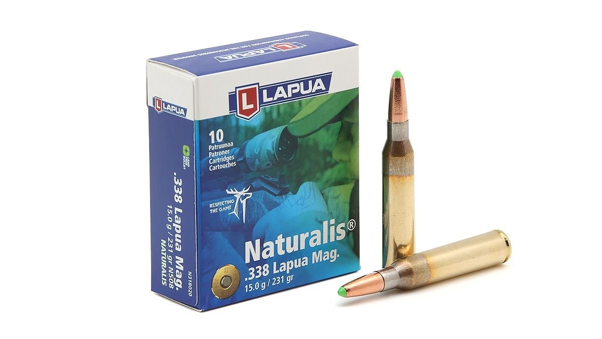 Lapua 338LM Naturalis 15g