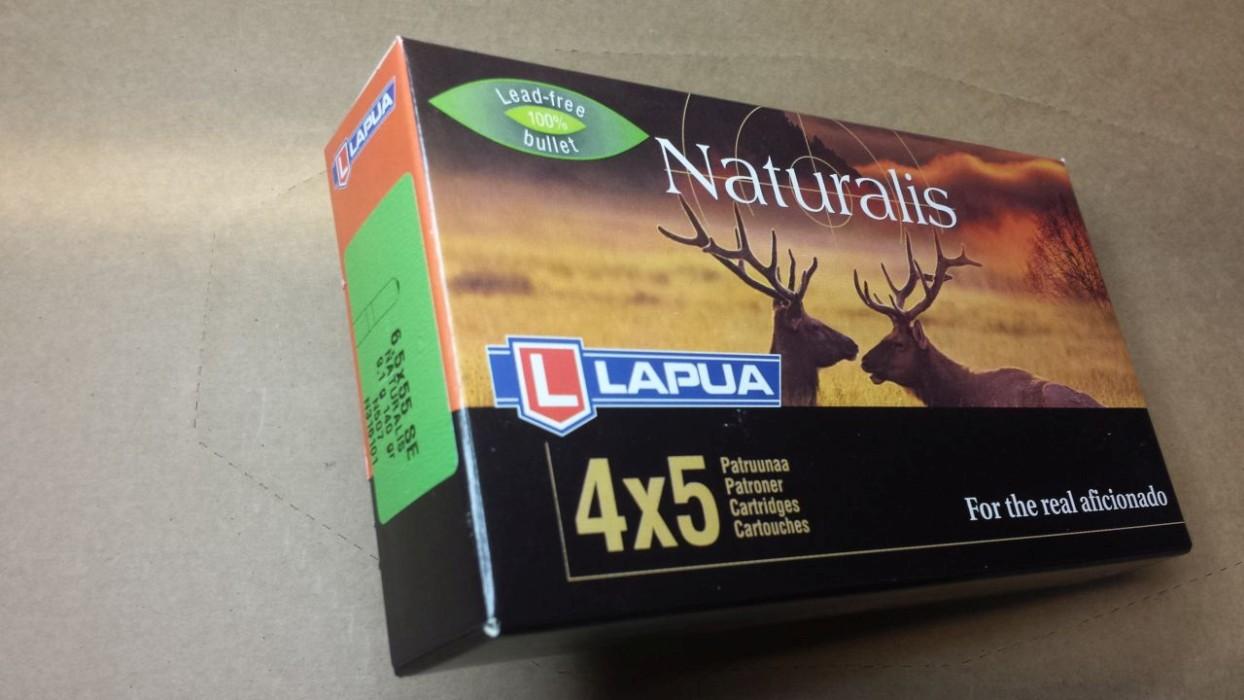 Lapua 6,5x55 Naturalis 9,1g