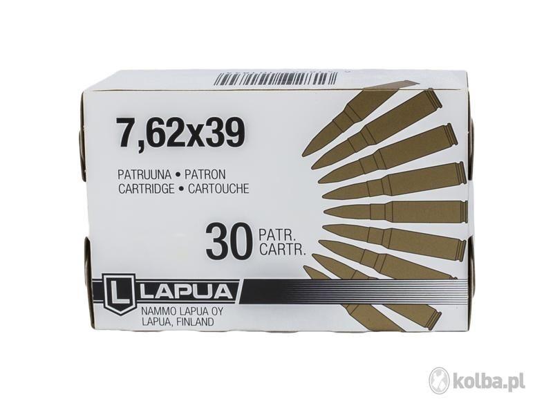 Lapua 7,62x39 FMJ 8,0g