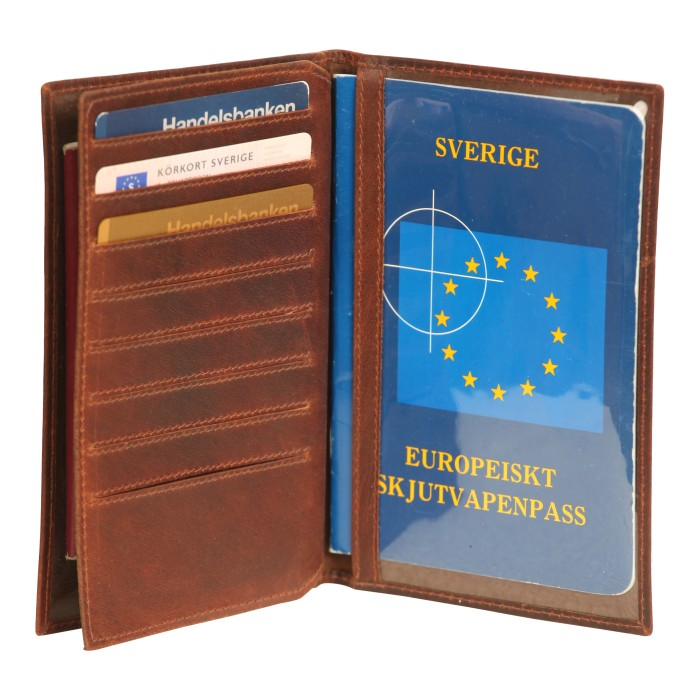 Licens och passfodral - Edvardson