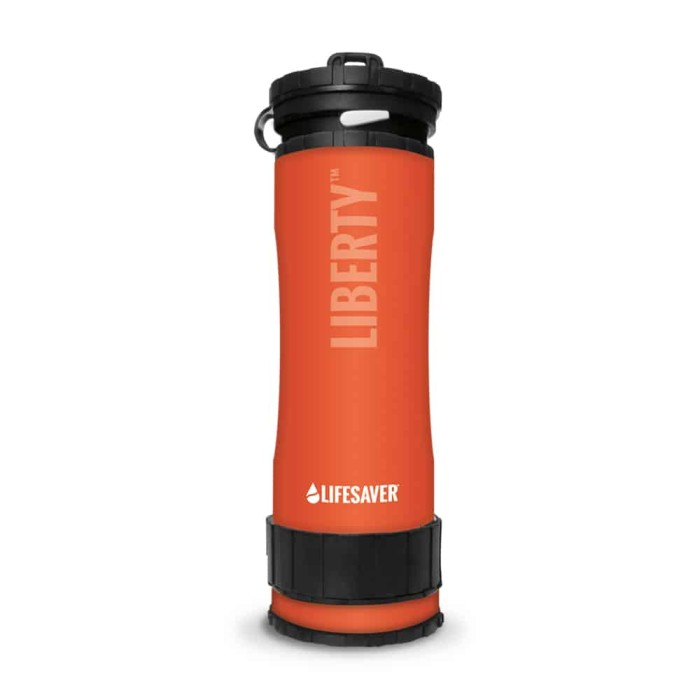 Lifesaver Liberty Vattenrenare