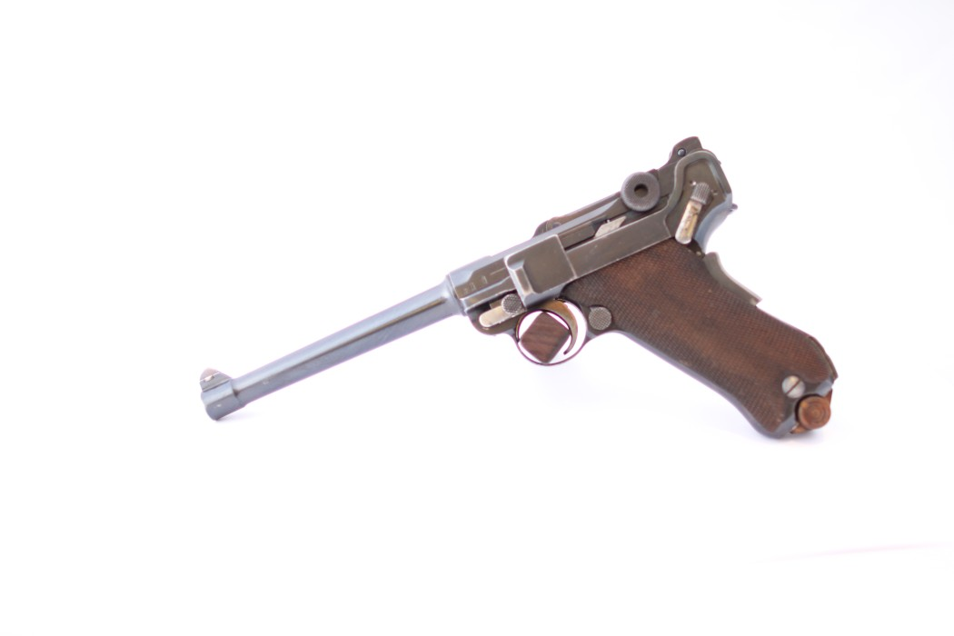 Luger Navy 9x19 (Nr.3163)