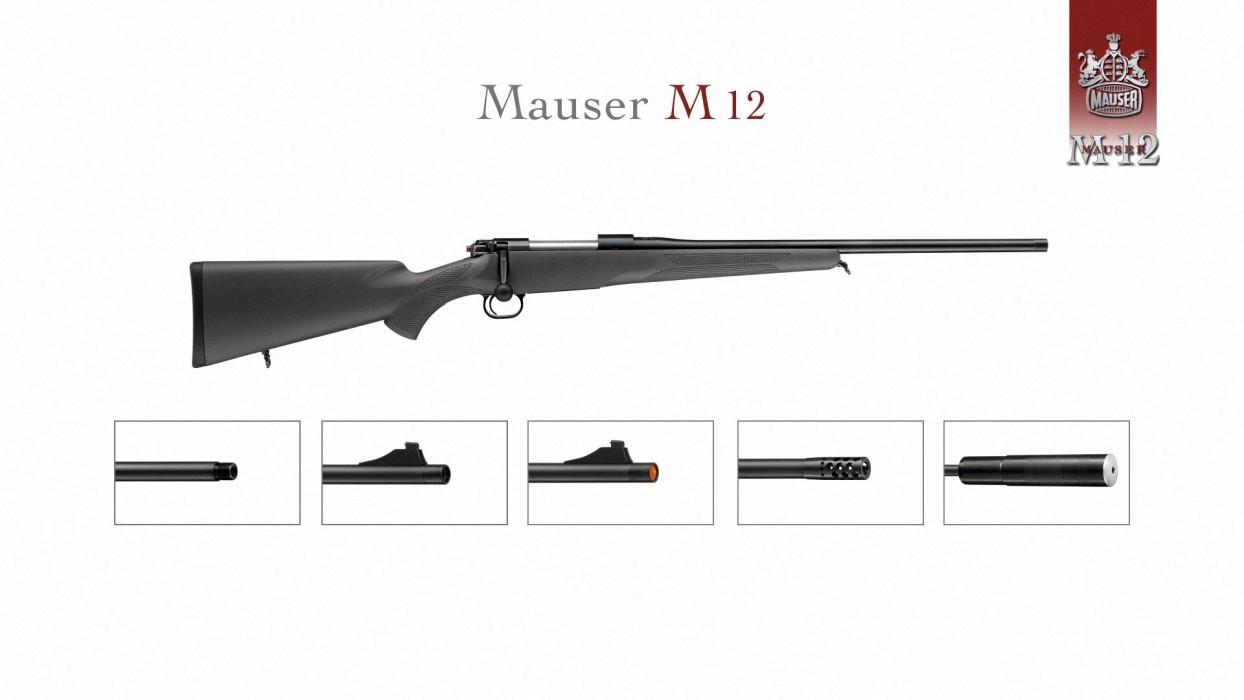 """M12 Extreme """"S"""" M15x1 utan riktmedel"""
