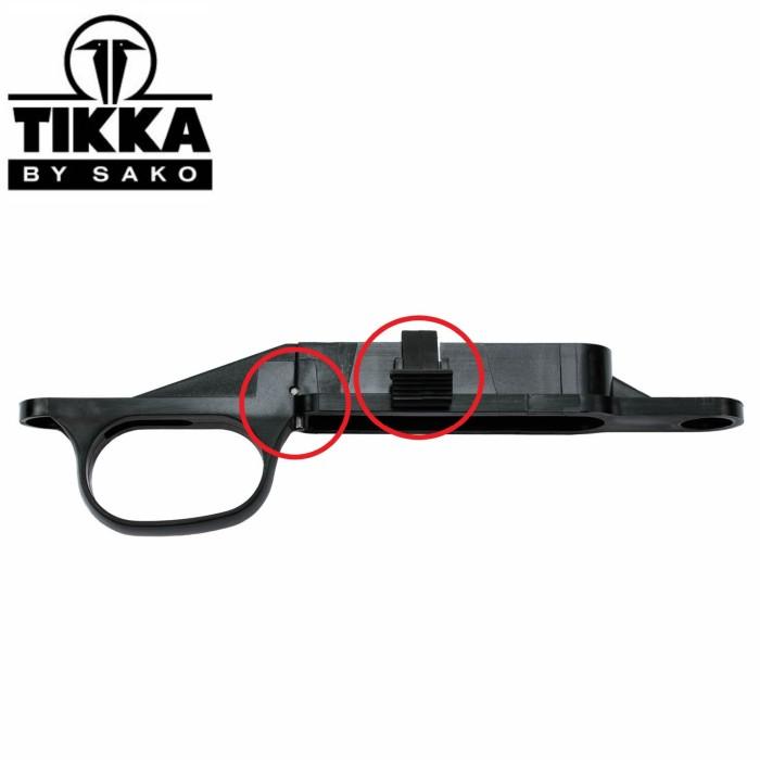 Magasinspärr Tikka M558/590/690