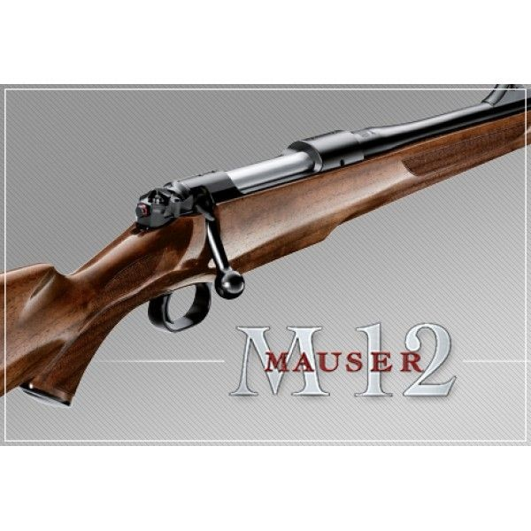 Mauser M12 Trä