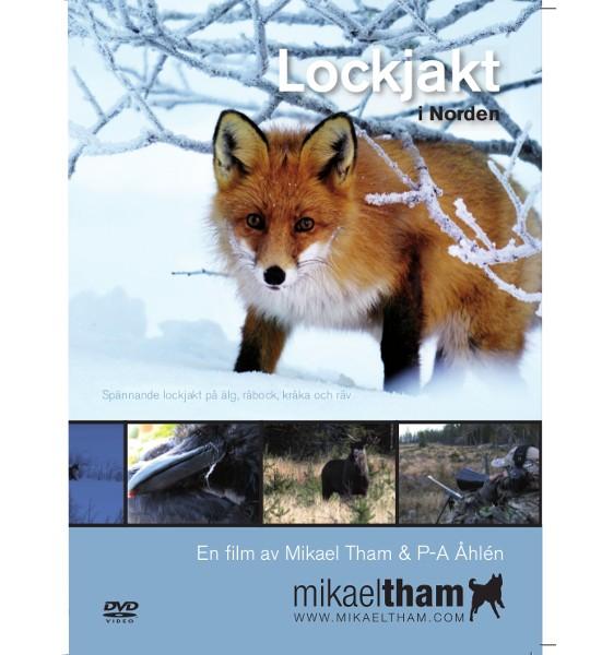 Mikael Tham - Lockjakt i Norden, DVD