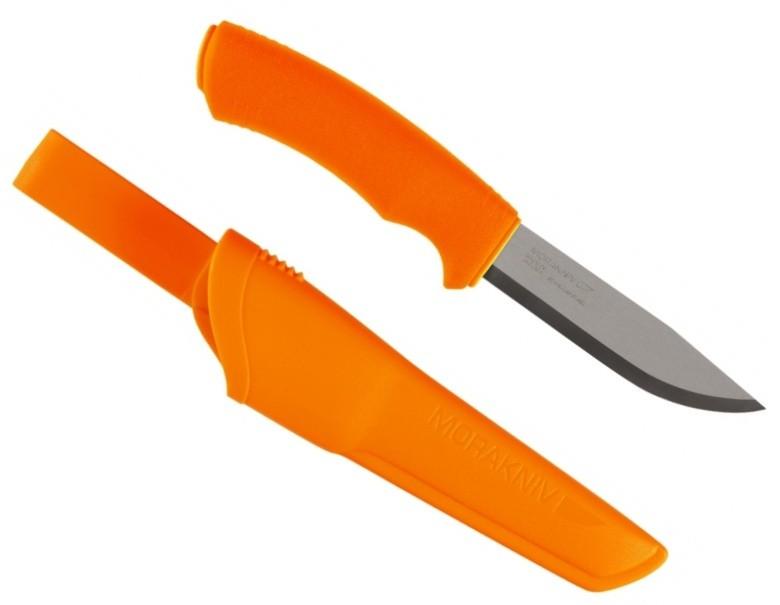 Morakniv Bushcraft Orange