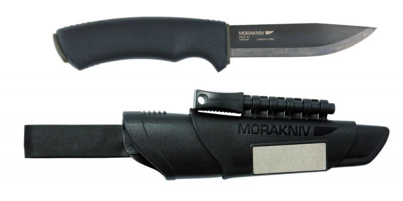 Morakniv Bushcraft Survival Svart