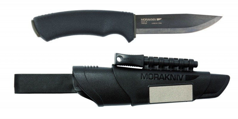 Mora Bushcraft Survival Black