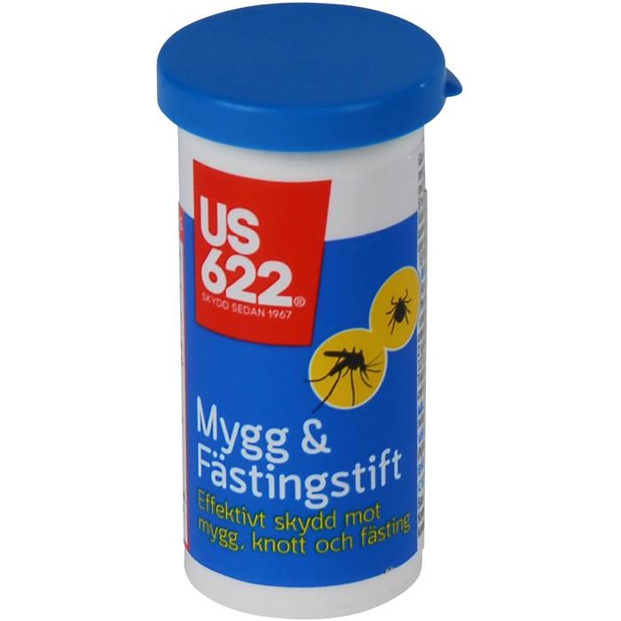 Mygg & Fästingstift US622
