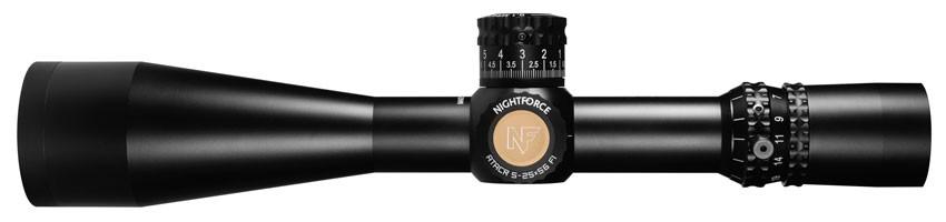 Nightforce ATACR F1 5-25x56 FFP MRAD