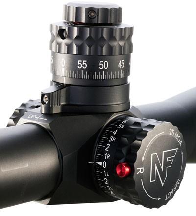 Nightforce B.E.A.S.T 5-25x56 FFP MRAD