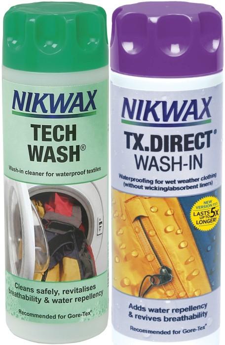 Nikwax - Tech Wash + TX.Direct 300ml