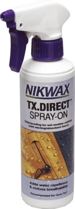 Nikwax - TX.Direct Spray-On 300 ml