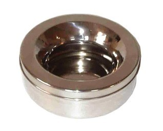 Non-Spill Hundskål Metall, 1,2l