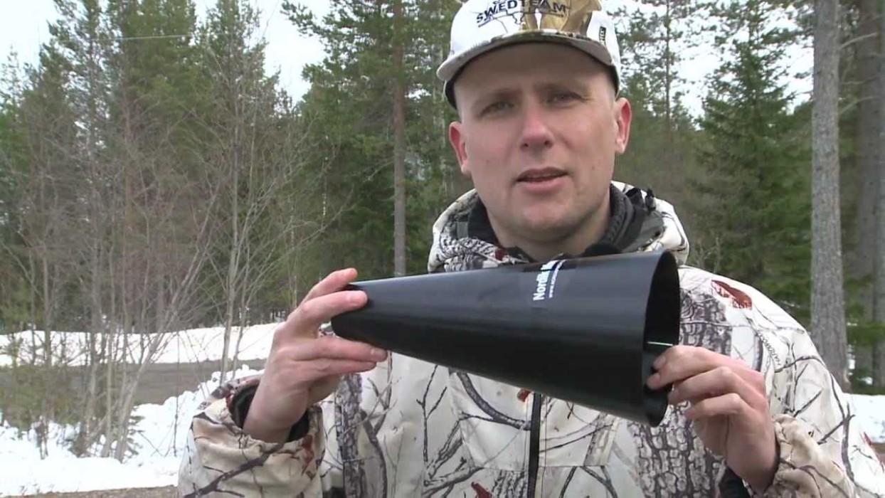Nordik Moose - Lockpipa älg