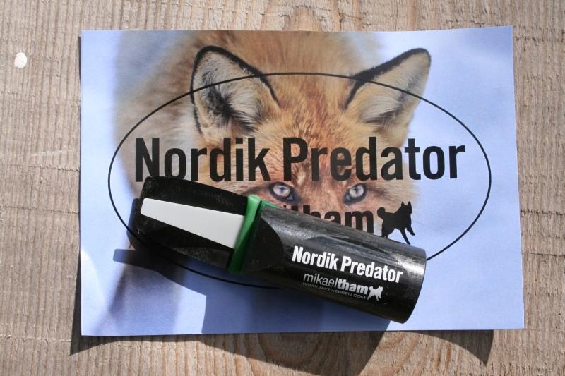Nordik Predator - Lockpipa räv
