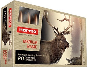 Norma 300WM 9.7 gr Nosler BST