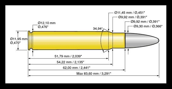 Norma 9.3X62 18,5g Swift