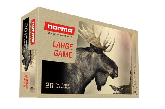 Norma 9,3x74R Oryx 18,5g