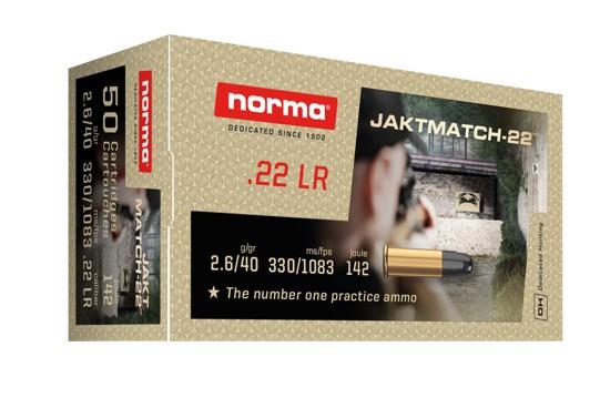 Norma 22LR Jaktmatch