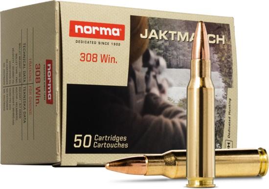 Norma 308 Win Jaktmatch