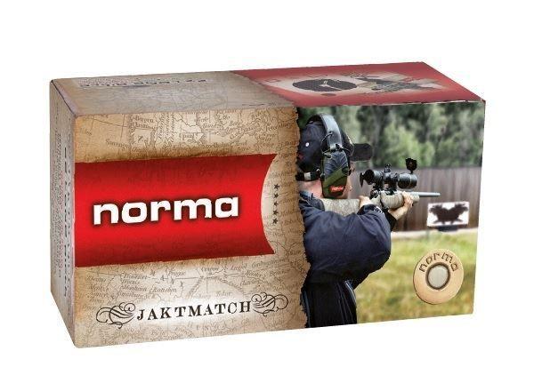 Norma 6,5x55 Jaktmatch Hålspets