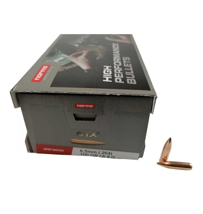 Norma Kula GTX 6,5mm 6,5gram - 500 pack