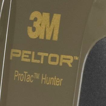 3M Peltor ProTac Hunter hörselskydd