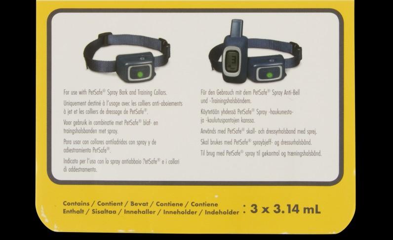 PetSafe Refill Doftfri 3pack