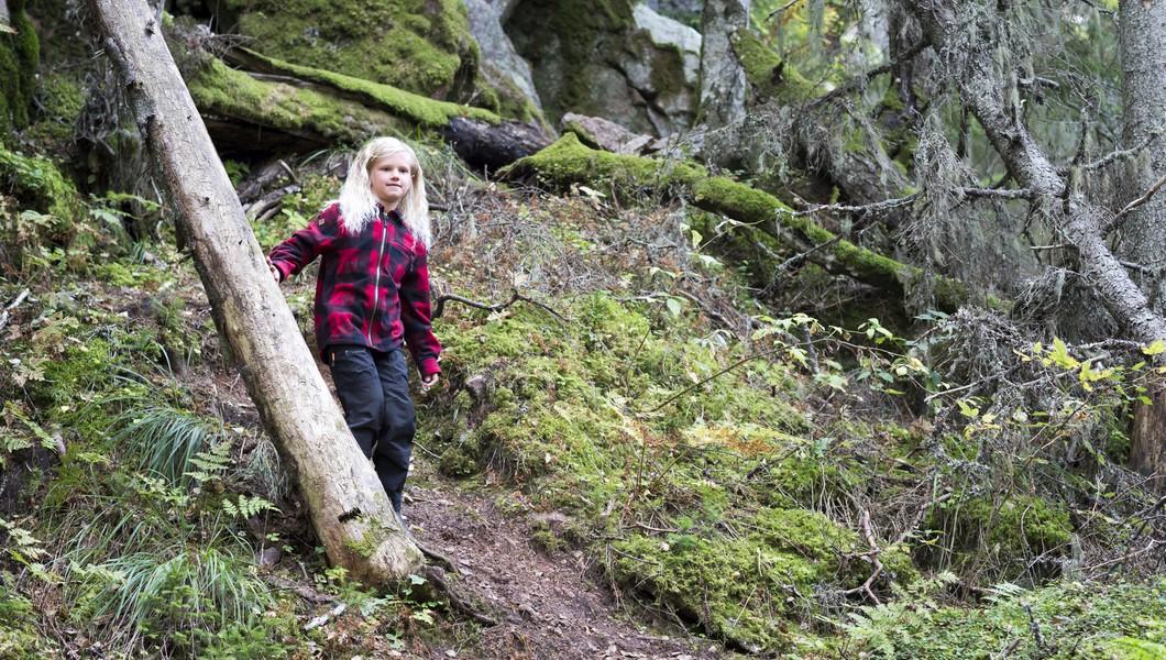 Pinewood Caribou TC Barn Byxa - Svart