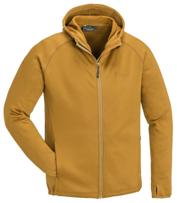 Pinewood Himalaya Sweater - D.Mustard