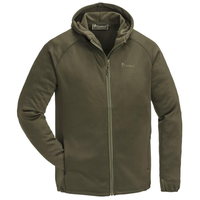 Pinewood Himalaya Sweater - H.Olive